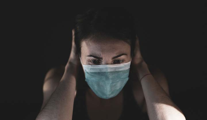 Does the Pandemic Stress You Out?