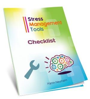Stress Management Checklist
