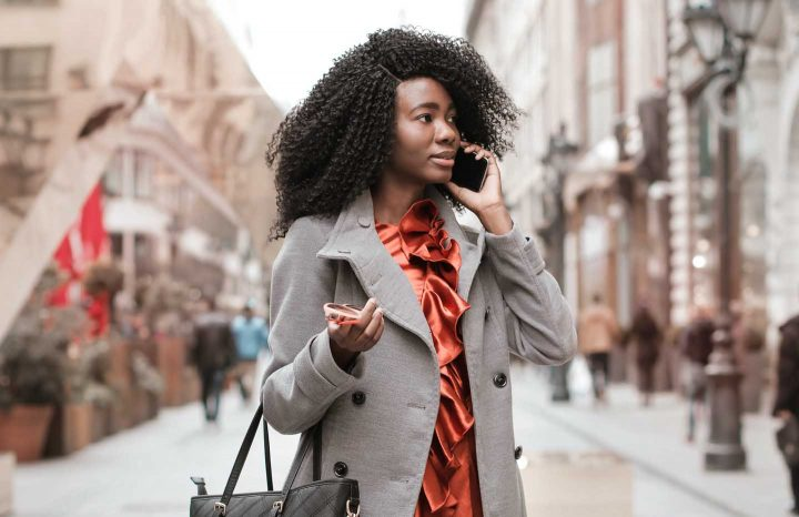 A phone call to a friend - Photo by Andrea Piacquadio from Pexels