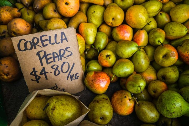 Price tag for fruits - Photo by Wendy Wei from Pexels